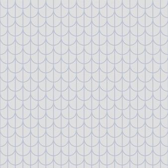 幾何学的なシームレスパターンシンプルな通常背景海波