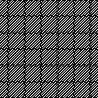 シームレスな異常な錯覚パターン