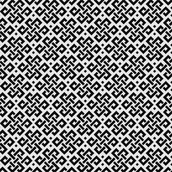 シームレスな幾何学パターン