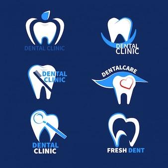 Стоматологические логотипы