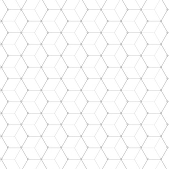 キューブパターン背景