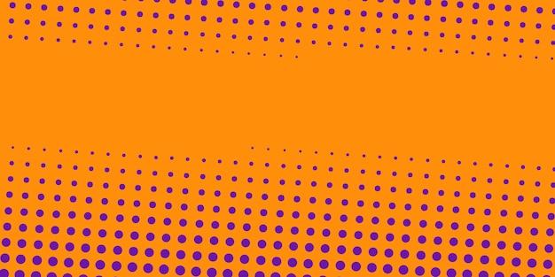 Оранжевый абстрактный фон полутонов