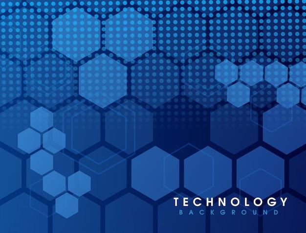 動的六角形デジタル技術の背景