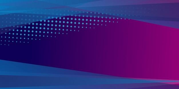 創造的な幾何学的なベクトルの背景