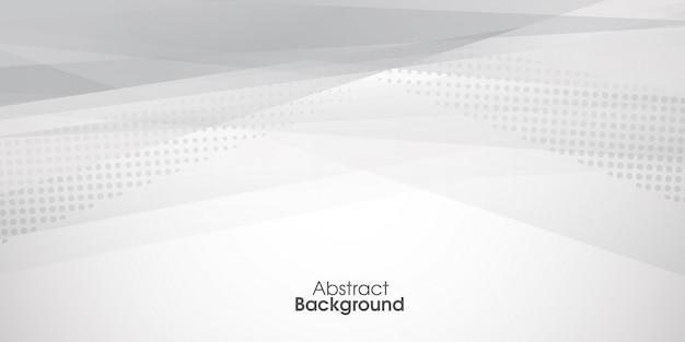 ハーフトーンデザインと抽象的な背景