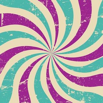 紫グランジ背景