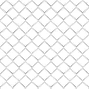 灰色の菱形の背景