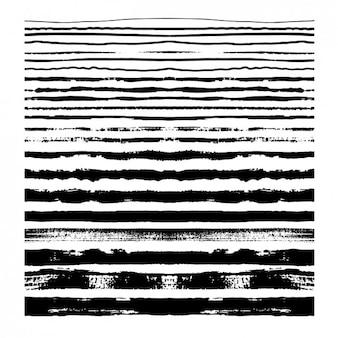 Коллекция чернила линия