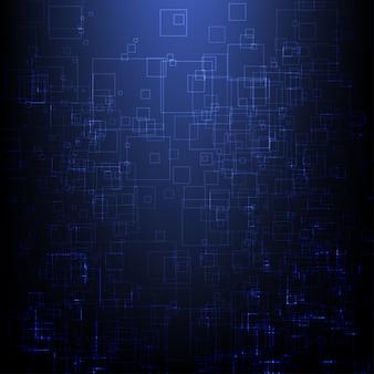 Голубая геометрия