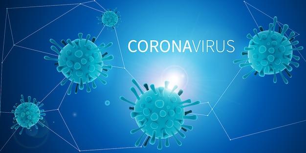 ウイルスの図