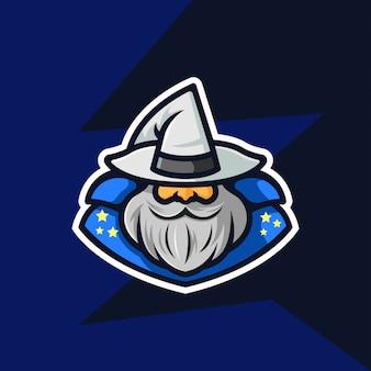 ウィザードのロゴ