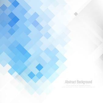抽象的なスタイリッシュな幾何学的モザイクの背景