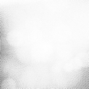 抽象的なモダンハーフトーンの背景