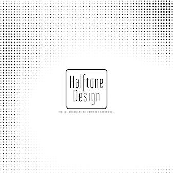抽象的な現代的なハーフトーンデザインの背景