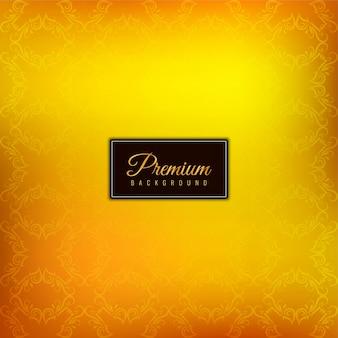 装飾的な高級プレミアム背景