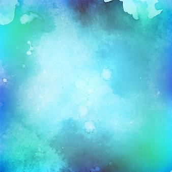 抽象的な柔らかい水彩画のカラフルな背景