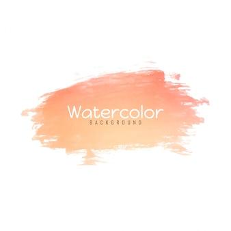抽象的な明るい水彩ストローク