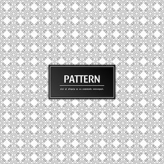 抽象的な現代的なパターン
