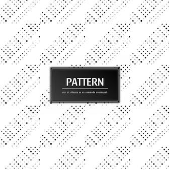 抽象的な現代的なハーフトーンパターンの背景