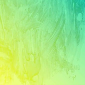 Современная красочная яркая акварель