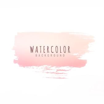 モダンな明るい色のブラシストロークのデザイン