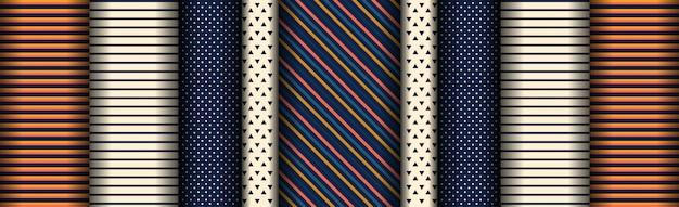 Абстрактный элегантный темно-синий и светло-коричневый фон