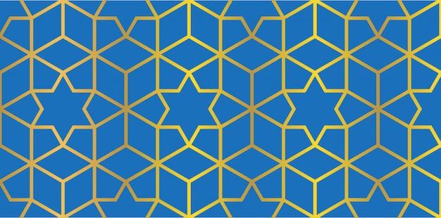 アラビア語の背景テクスチャ