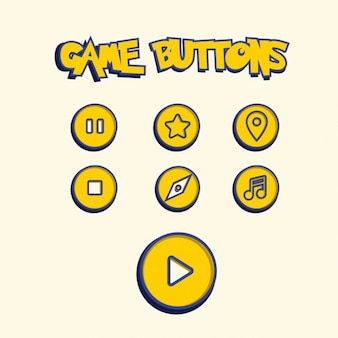 ポケモンゴースタイルゲームボタンは、設定します