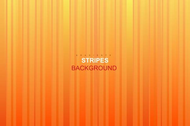 Градиент оранжевые полосы фон