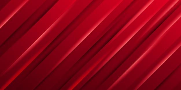 赤のストライプのテクスチャ背景