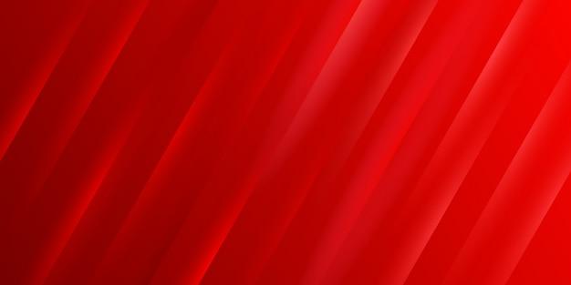 赤ストライプテクスチャ背景