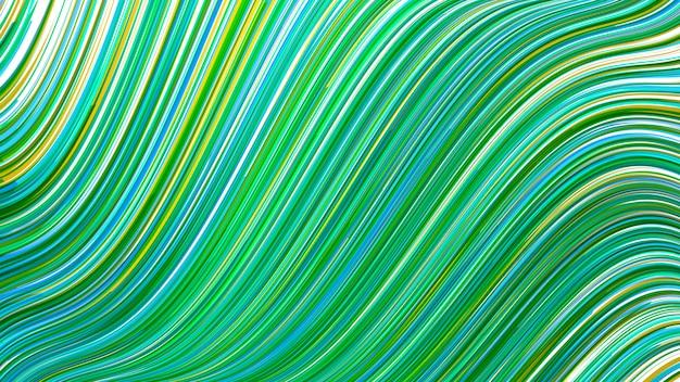 カラフルな抽象的な背景。ピンクの波