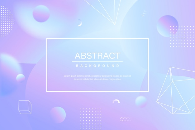 Фиолетовый абстрактный жидкий фон