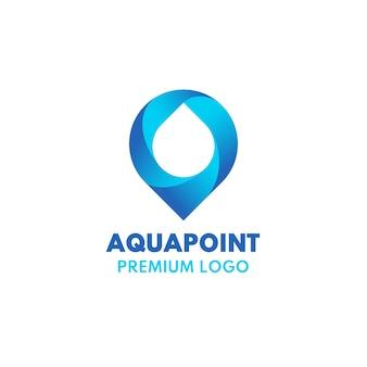 Логотип капли воды