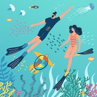 Подводное плавание с аквалангом