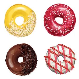 Фантастические пончики