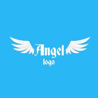 Логотип ангела