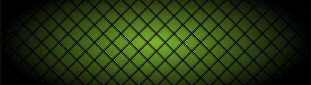 濃い緑色の抽象的な背景