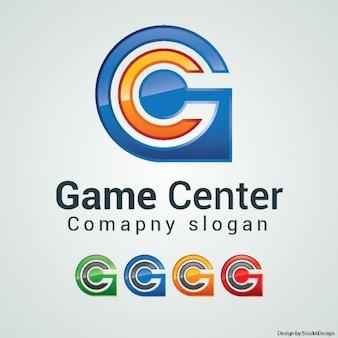 ゲームセンターロゴ