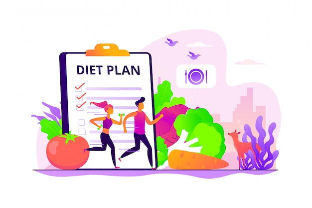 減量ダイエットのコンセプトです。