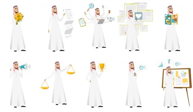 Мусульманский бизнесмен установлен