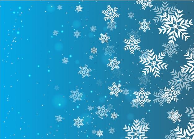 抽象的なクリスマス背景