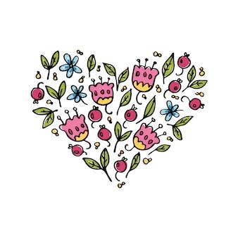 Сердце иллюстрации