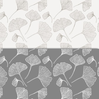 イチョウについてのパターン