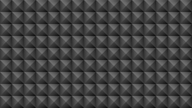影の角度の図形と黒の背景