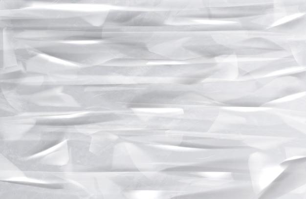 しわしわの紙のテクスチャ、折り畳まれたシートの背景