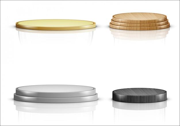 木製のまな板またはトレイ、現実的
