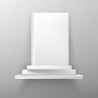 白い本棚の本、ベストセラー