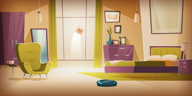 自動ワイヤレス掃除機と窓掃除機