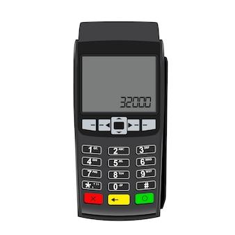 クレジットカードマシン